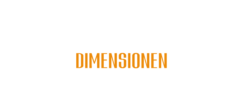 Graphic: Dimensionen